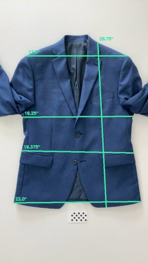 how to measure clothes for poshmark