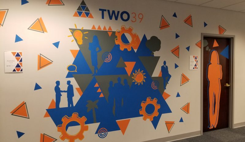 Two39 Labs startup accelerator and Tailored