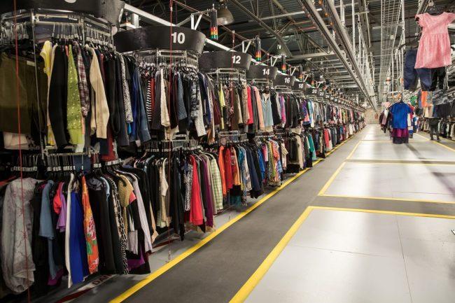 ThredUP clothing resale