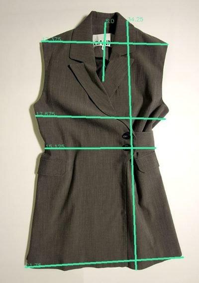 clothing measuring app