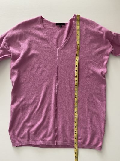 How to measure tops for eBay