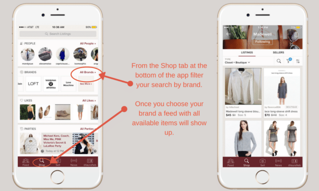 How to see previously sold items on Poshmark