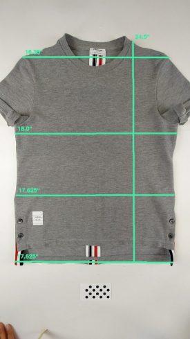 Automated fashion measuring tools